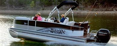 Lowe Pontoon Boats X-Series X214