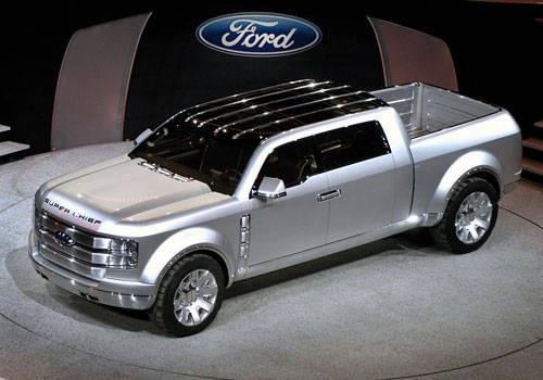 Ford Concept Truck Named Atlas Could Be Out In 2015
