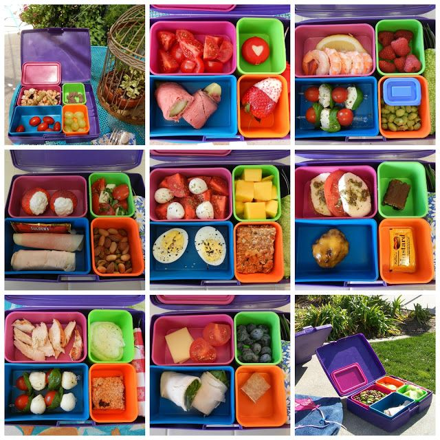 Eggface Lunch Recipes - Bento Box Lunches