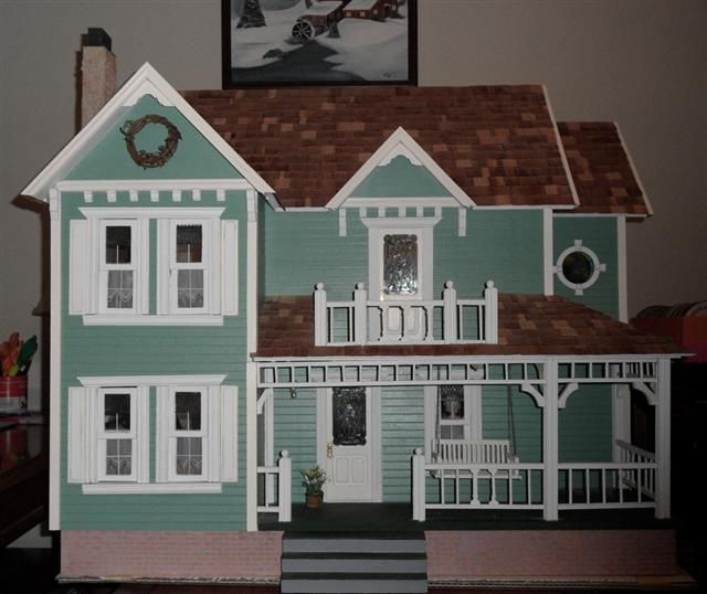 17 Best Images About My Dollhouses On Pinterest