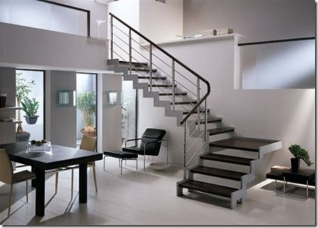 29 mejores imágenes sobre escaleras en Pinterest Casa, Escalera y