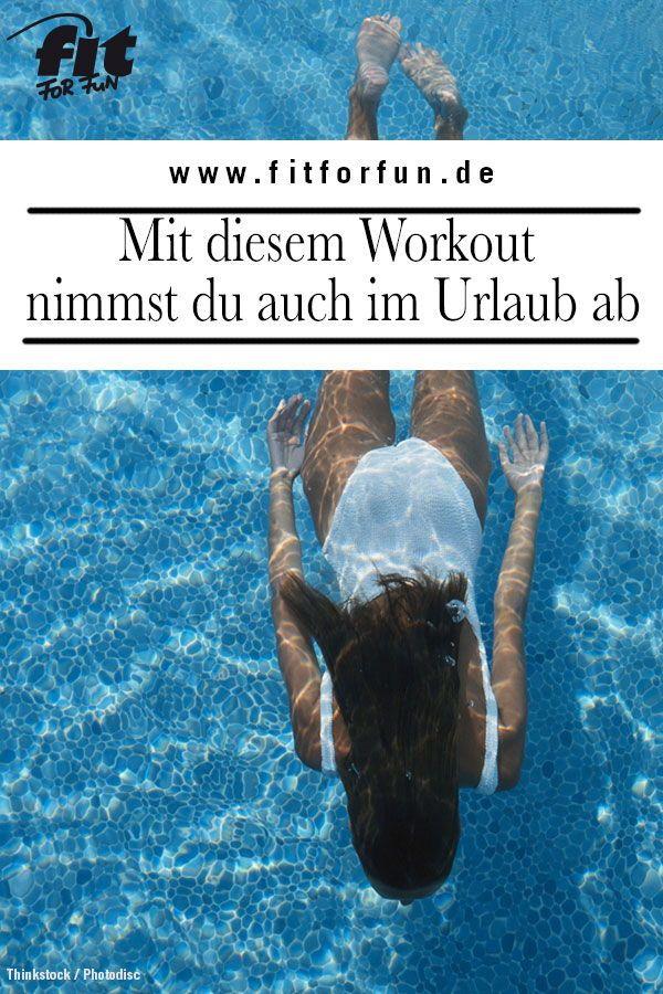 Schwimmsport zum Abnehmen