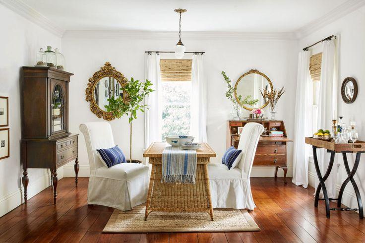 Tiny 1890 California Cottage – Beautiful Home Tour