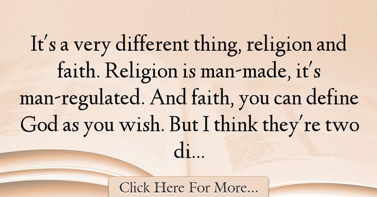 Vera Farmiga Quotes About Religion - 58988