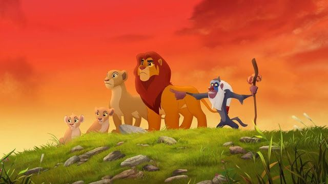 Learn with Play at Home: The Lion Guard plus 10 interesting Lion facts for kids.