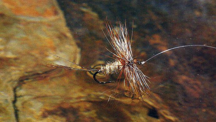 #Trockenfliegen, künstliche Fliegen für den Flugangler.  Der #Fliegenfischer muss zuerst herausfinden, welche Fliegenart gerade schlüpft, danach muss er seine Trockenfliegen auswählen.  http://www.angelstunde.de/trockenfliegen/