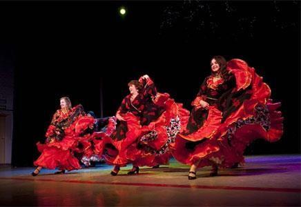 Магазины костюмов для цыганских танцев