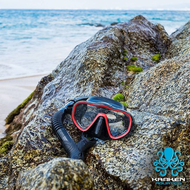 MASK AND DRY SNORKEL SET The Kraken Aquatics Mask and Dry Snorkel Set is perfect for snorkeling, scuba diving and underwater exploring. Receive our popular mask and dry snorkel at a discounted price when purchased together in this set. Dry Snorkel: -Keeps salt water out of your mouth with the floating ball system. -Comfortable silicone mouthpiece. -Corrugated silicone hose for easy flexibility. -One way purge valve to easily clear any water out of the dry snorkel. -Quick release clip lets…