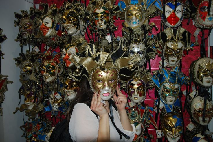 This mask must be mine :)