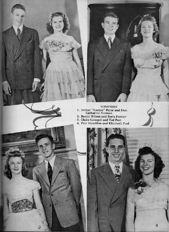 Details about 1946 Austin TX High School YearbookPhotos