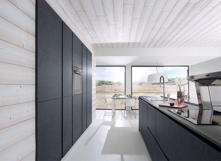 Mod les de cuisines cuisine - Cuisine ardoise design ...