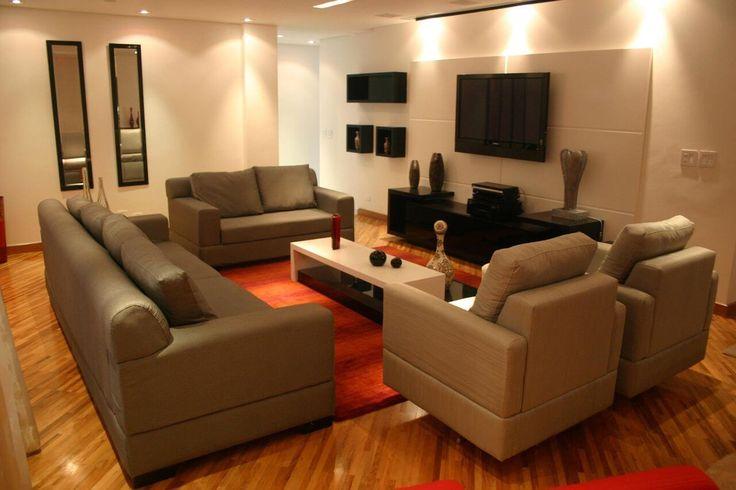 piso de madeira na sala de estar sueli porwjan 49354