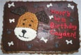 Kipper the Dog Cake Photo