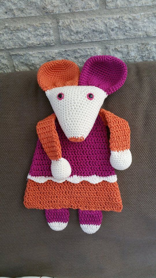 137 besten Amigurumi \'n more - Mäuse & Ratten Bilder auf Pinterest ...