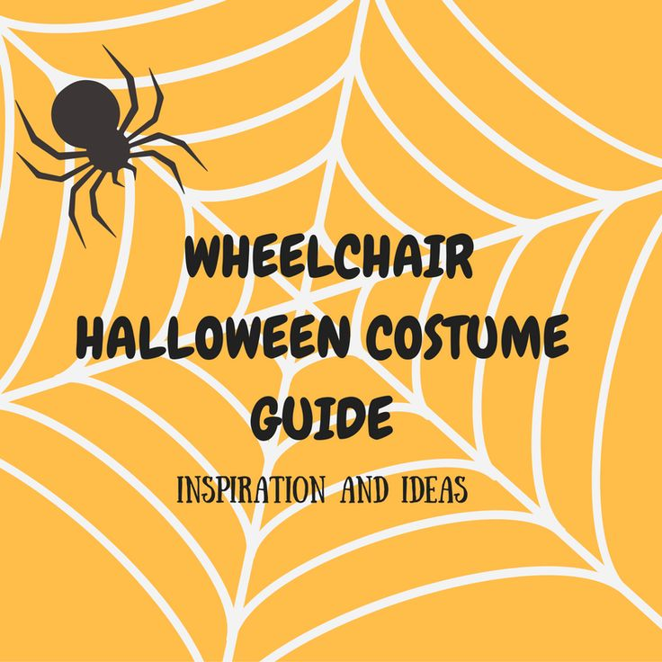 Wheelchair Halloween Costume Guide for Kids - check out these cute and creative Halloween costume ideas for your children!