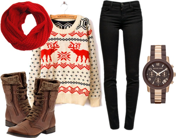"""Tacky Christmas Sweater"""