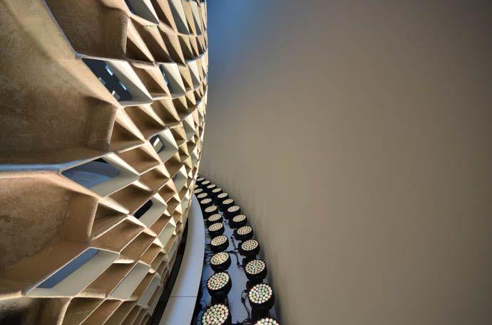 Highlight Wall For BMW - Kunststoffverarbeitung Sonderformen Modellbau mit GFK CFK | ACCENTFORM