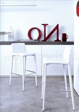 Барный стул BONALDO Rest Too DM50, производитель BONALDO, коллекция SEDUTE E POLTRONE RELAX – итальянская мебель на заказ «ARREDO»