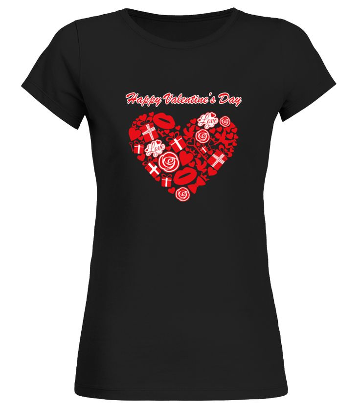 Happy valentine's day  Funny Happy T-shirt, Best Happy T-shirt