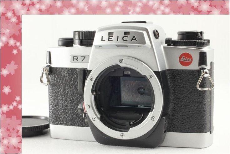 [Mint] Leica R7 Silver 35mm SLR Film Camera #188 #Leica
