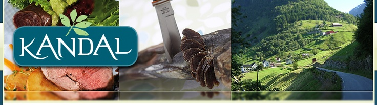 Et godt sted for skikkelig kje-kjøtt er Kandal, som regnes som en av landets beste på geit. Se mer på www.kandalkjott.no
