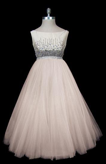 Dress  Pierre Balmain, 1950s  The Frock