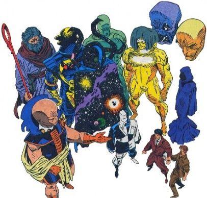 Dimension of Manifestations - Marvel Universe Wiki: The definitive online source for Marvel super hero bios.