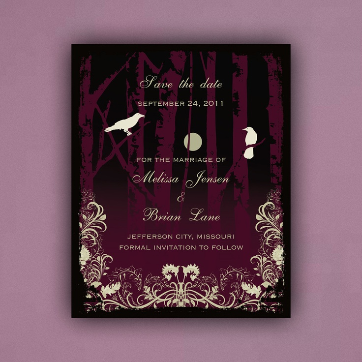 94 Best Images About Save The Date On Pinterest