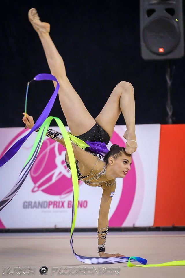 Linoy Ashram (Israel), Grand Prix (Brno) 2015