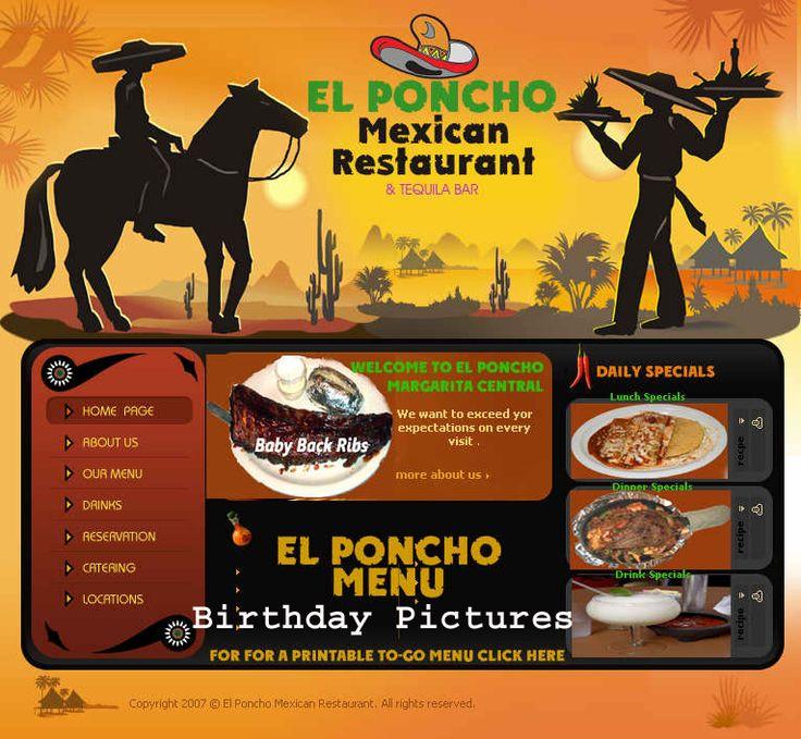 El Ponchos Restaurant & Tequila Bar