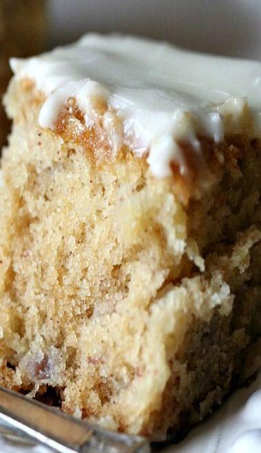 Dr. Bird Cake