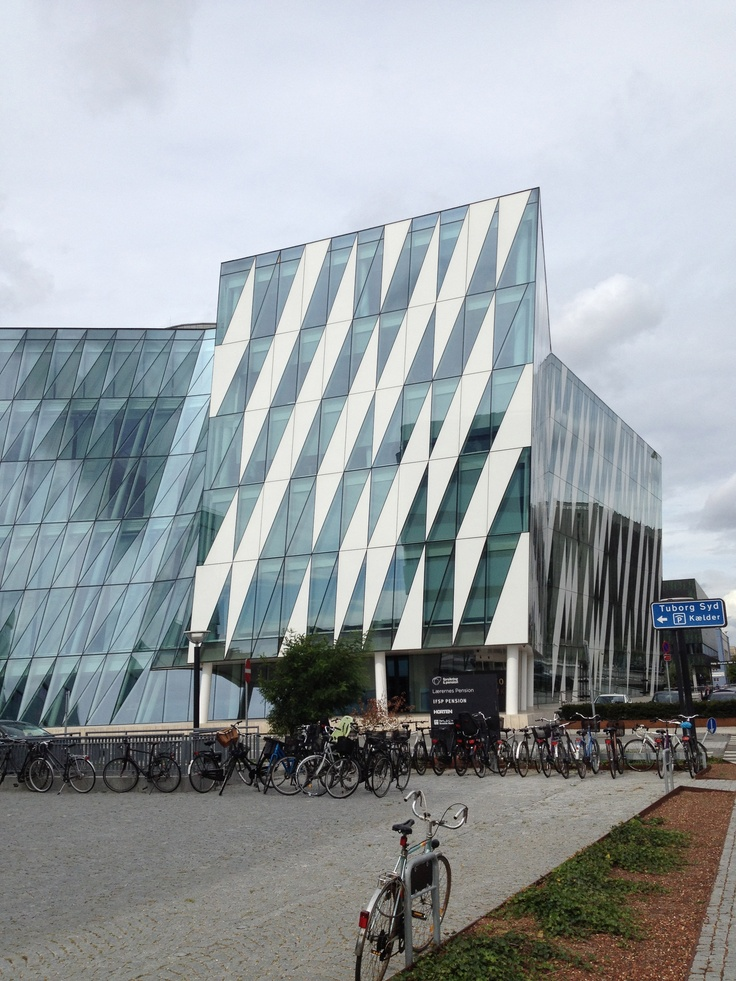 Copenhagen / Office building in Tuborg Havn
