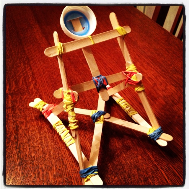 Project Dreams Marshmallow: 17 Best Images About Catapult On Pinterest