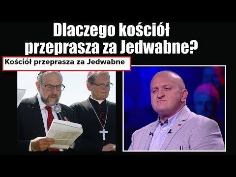 Dlaczego kościół przeprasza za Jedwabne? Kowalski & Chojecki NA ŻYWO w I...