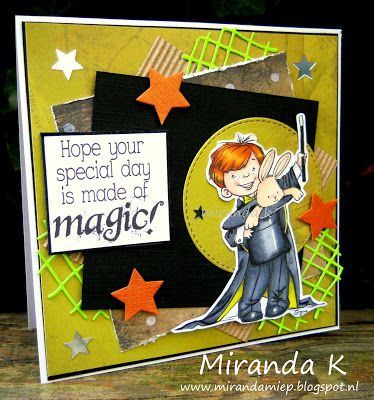miranda k  abracadabra! mo manning promarkers magic