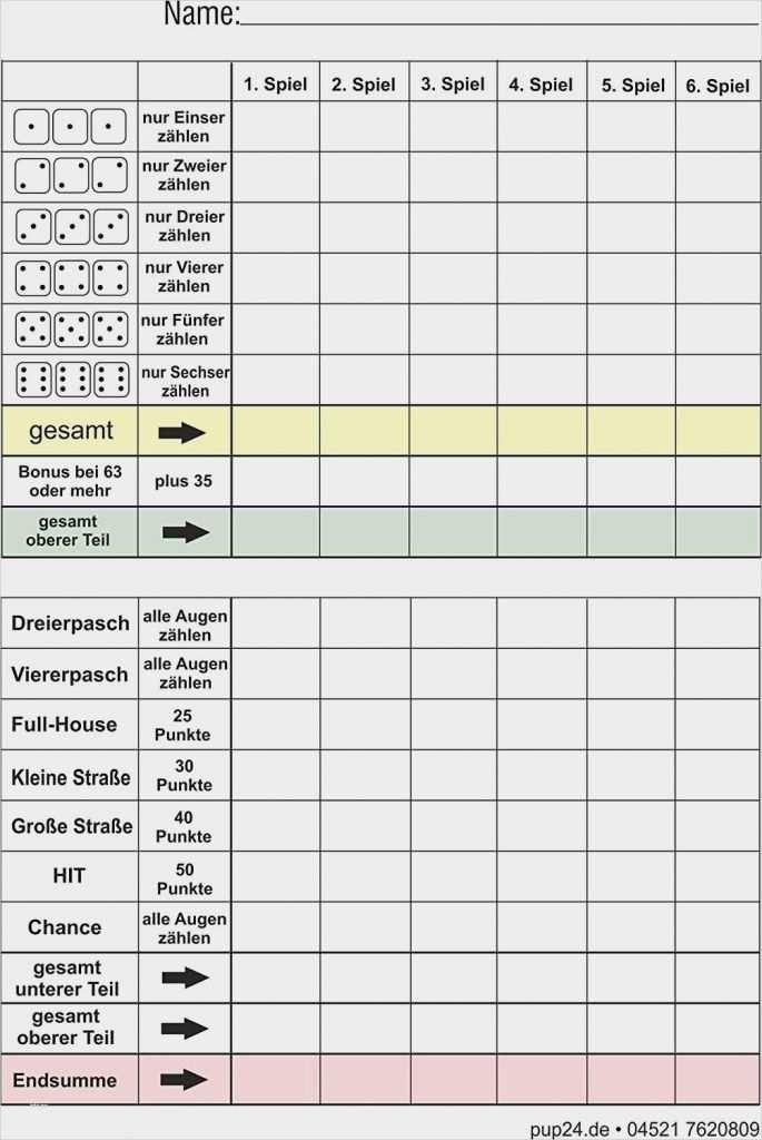 Kniffelblock Kniffel Vorlage Kostenlos Drucken : kniffelblock, kniffel, vorlage, kostenlos, drucken, Ausdrucken, Kniffelblock, Kniffel, Vorlage, (Excel, Kniffel,, Vorlagen,, Ausdrucken,, Kostenlos,, Excel, Selber