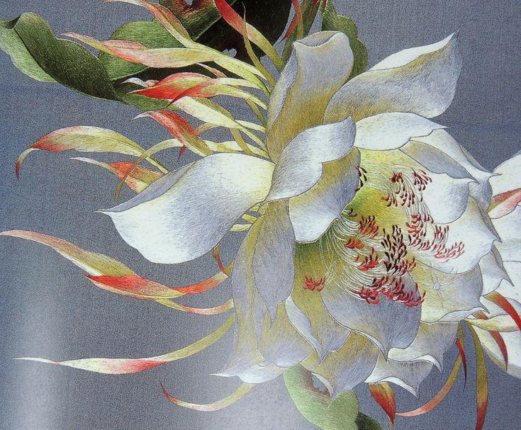 The Suzhou Silk Embroidery Institute | Wai-Yuk Kennedy Textile Art
