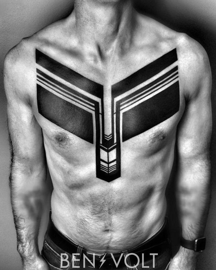 17 melhores ideias sobre tatuagem no ombro masculina no for Table no 21 tattoo
