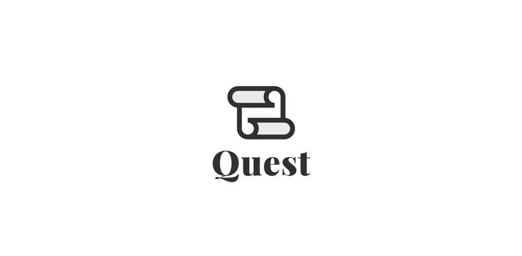 quest paper scroll logo github programming gitbucket logocore
