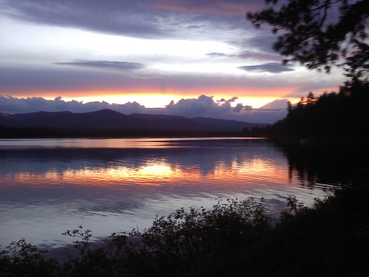 Seeley Lake, Montana Before I die, this will be mine.