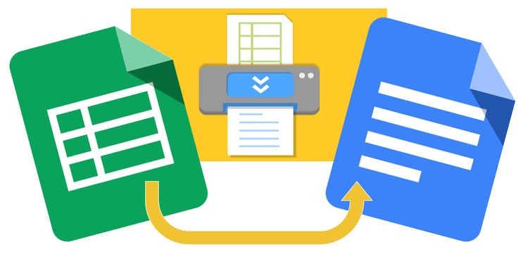 """Control Alt Achieve: Make Google Form responses easy to read with """"Save as Doc"""" add-on"""