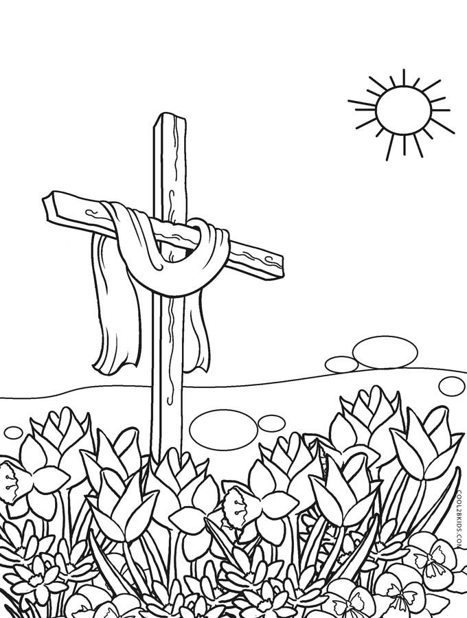 Coloring Rocks Cross Coloring Page Candy Coloring Pages Printable Coloring Pages