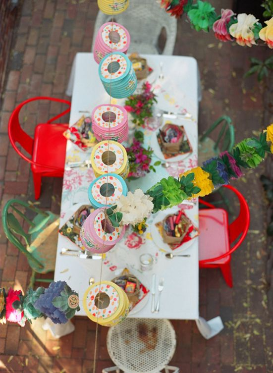 Spring Party inspiration by Kate Headley