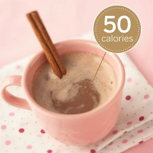 20 sweet snacks for 50 calories or less!: Desserts Recipe, Sweet Snacks, Skinny Recipe, Healthy Eating, Hot Chocolates, 50 Calories Snacks, 100 Calories Snacks, 20 Sweet, Hot Cocoa