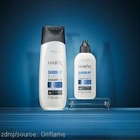 Péče proti lupům #HairX #Oriflame  #ŠAMPÓN PROTI LUPŮM HAIRX  Efektivní šampón zanechá vlasy i pokožku hlavy čisté a bez lupů. Obsahuje salicylovou kyselinu, která kontroluje tvorbu lupů, a zázvorový olej,  který pomáhá zklidnit podrážděnou kůži.   KÚRA PROTI LUPŮM HAIRX  Intenzivní kúra hydratuje a zklidňuje pokožku hlavy. Obsahuje kyselinu salicylovou, přírodní aktivní ingredienci, která prokazatelně bojuje proti hlavním příčinám vzniku lupů.  www.orif24.cz