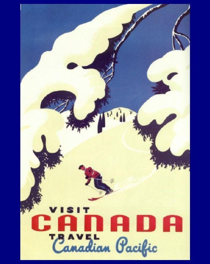 Visit Canada!