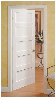 Advice Thoughts On Interior Doors Solid Core Wood Hollow Etc Shaker Style Craftsman And The