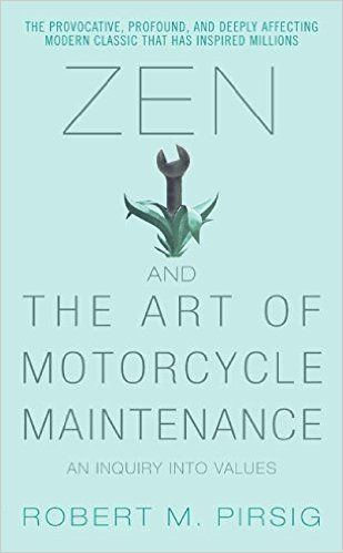 Amazon.com: Zen and the Art of Motorcycle Maintenance: An Inquiry Into Values (9780060589462): Robert M. Pirsig: Books