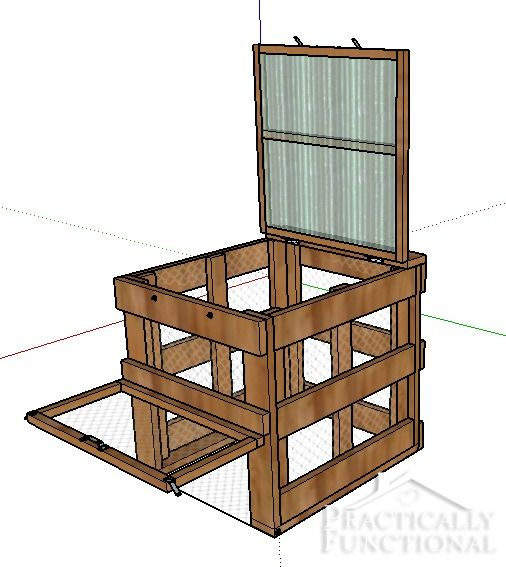 Best 25+ Diy compost bin ideas on Pinterest | Outdoor compost bin ...