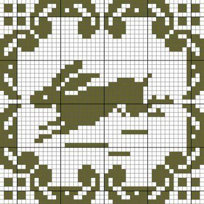 Bunny chart